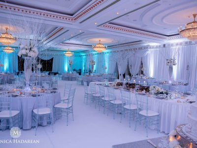 Powerscourt Wedding Decor
