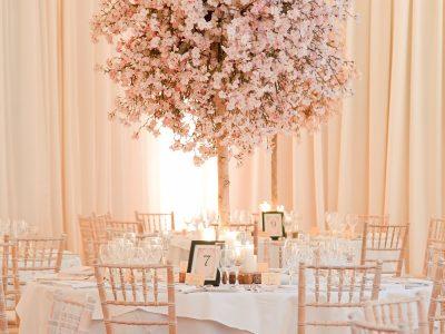 Cherry Blossom Tree Centrepiece