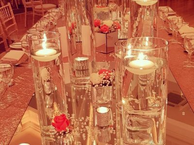 Wedding Centrepieces Event Management