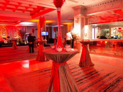 Corporate Events Centrepiece Ideas